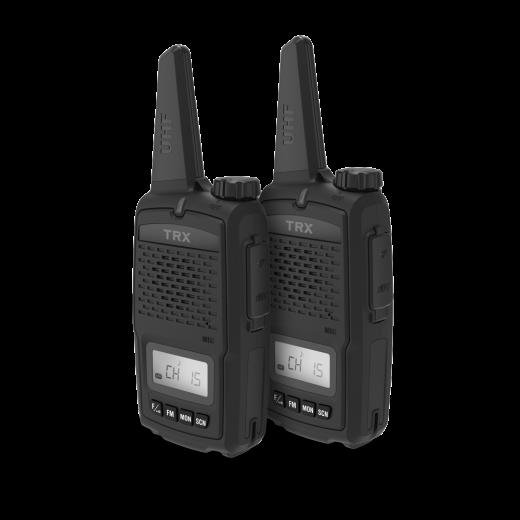 2 WATT UHF CB RADIO TWIN PACK