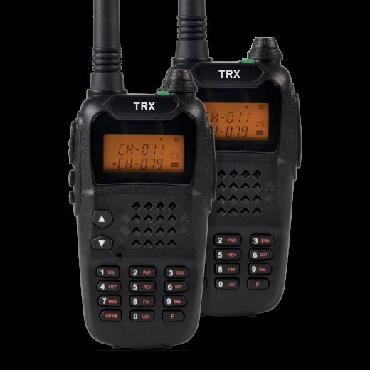5 WATT UHF CB RADIO - TWIN PACK